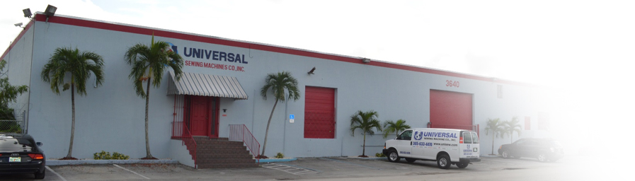Welcome To Universal Sewing Co Inc Gorgeous Miami Industrial Sewing Machines