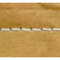 Stitch Sample - 1 needle